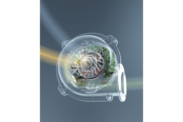 """Neue Gasgebläse-Plattform """"RadiMix"""" von ebm-papst"""