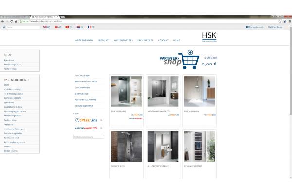 Noch mehr Online-Tools und Service von HSK