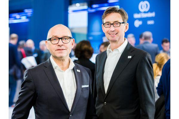 Das Bild zeigt Marc Nagel und Thomas Kreitel.
