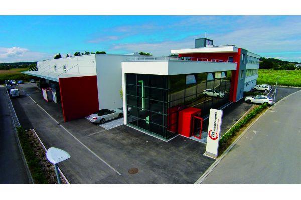 Das Kompetenzzentrum für mobile Energie in Diessenhofen.