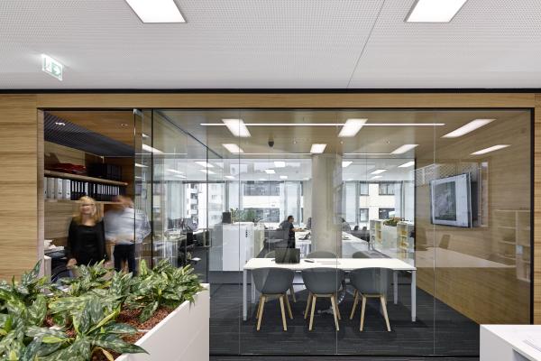 Ideale Arbeitswelt für Integrale Planung