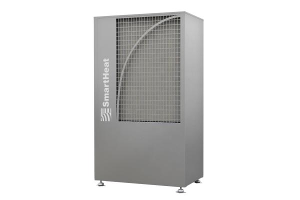 """Hybrid-Wärmepumpe """"ThermSelect"""" nutzt Erde, Sonne und Luft"""