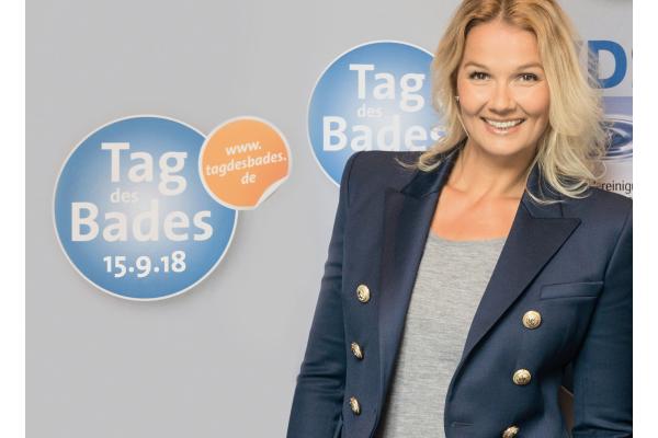 """VDS gibt Startschuss für """"Tag des Bades"""" 2018"""