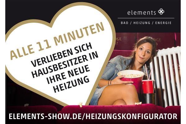 Das ELEMENTS-Kampagnenmotiv.