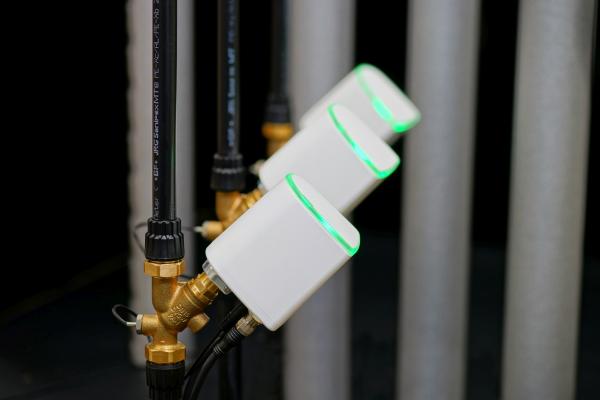 Moderne Sanitär-Automation für die Trinkwasserhygiene