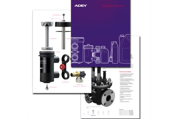 Adey veröffentlicht neue Sortiments-Kataloge