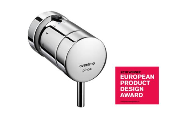 """pinox"" gewinnt ""European Product Design Award 2018"""