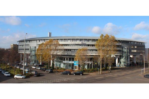 Der Firmensitz der Deutsche Energieversorgung GmbH (DEV) in Leipzig.