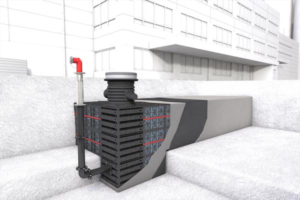 Löschwasserbehälter nach Maß