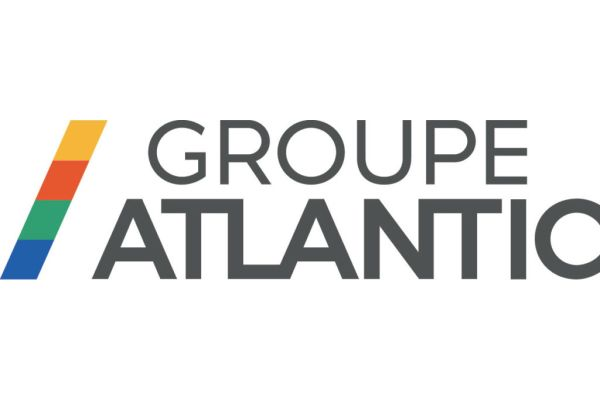 Das Logo der Groupe Atlantic.