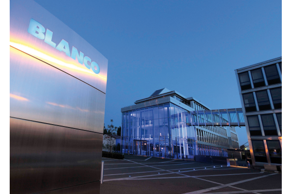 Blanco wächst in Auslandsmärkten