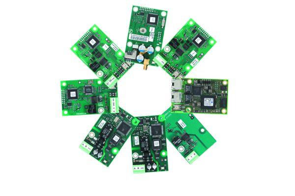 Sensoren liefern Daten, Mikrochips mit hinterlegter Software interpretieren sie, Stellglieder setzen Aktionen um: Die cyber-physische Pumpe 4.0 basiert auf der Vernetzung mit der Leittechnik und anderen Technik-Komponenten der Anlage.