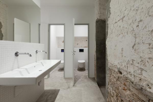 Eine villa zwei bäder minimalistischer chic in connecticut