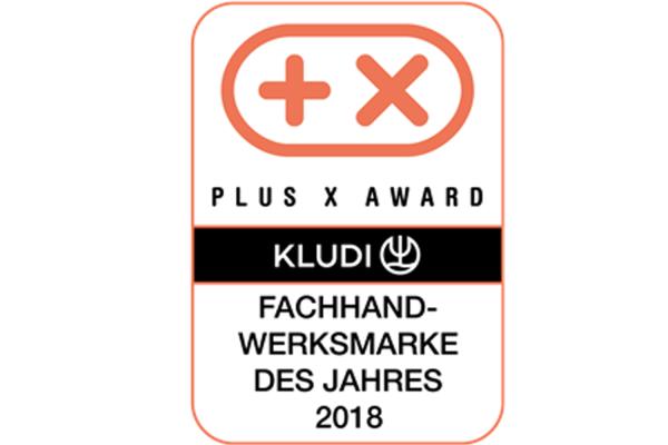 """""""Beste Fachhandwerksmarke des Jahres 2018"""""""