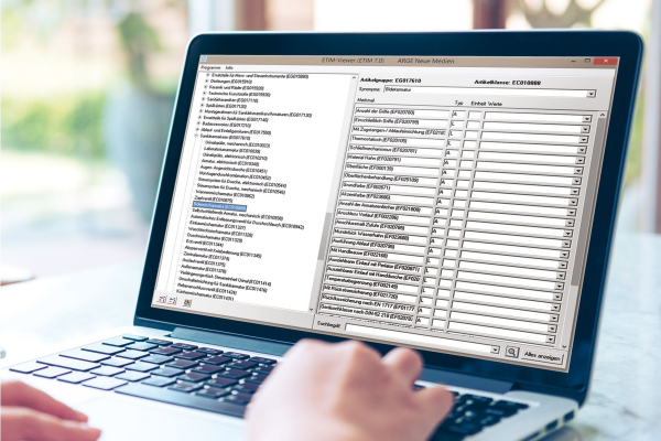 ARGE-Mitglieder trimmen Produktdaten auf ETIM und BIM