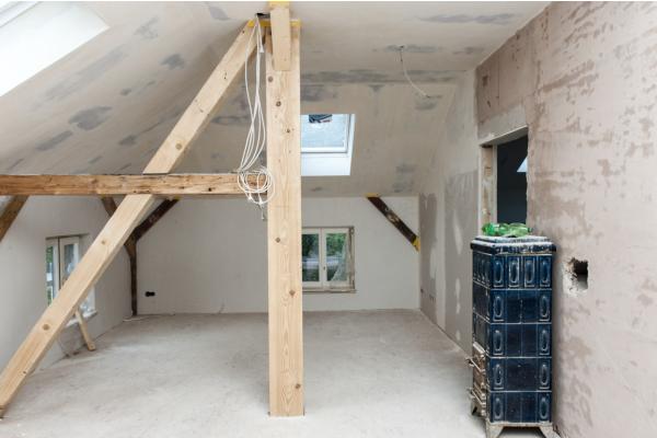 Wandheizung und Innendämmung in Altbauten - bauphysikalisch sicher