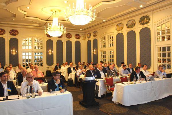 Das Bild zeigt das Publikum beim Forum GMS 2018