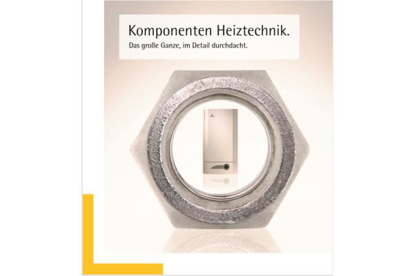 "Neuer Katalog ""Komponenten Heiztechnik"""
