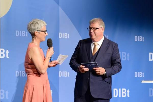 Das DIBt feiert sein 50-jähriges Bestehen