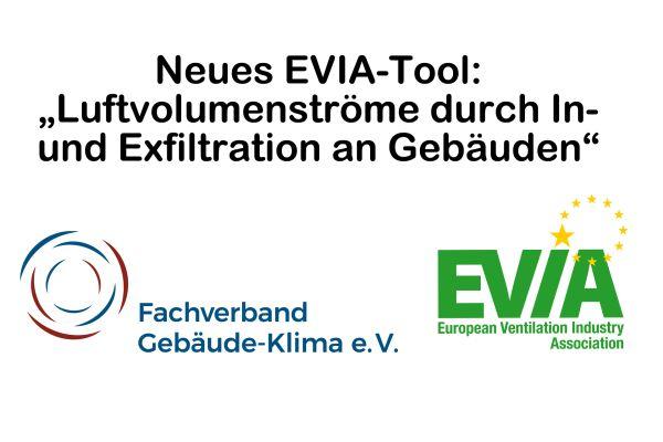 Ankündigung des neuen EVIA-Infiltrationstools.
