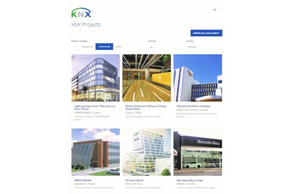 Neue KNX-Plattform für Smart Home und Smart Building