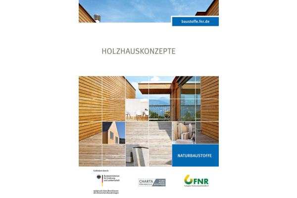FNR-Broschüre thematisiert den Holzbau
