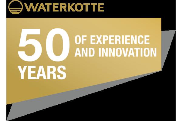 Waterkotte feiert 50 Jahre Wärmepumpe