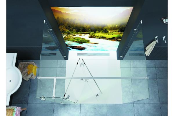 Die Glaswelt des Duschens neu entdecken