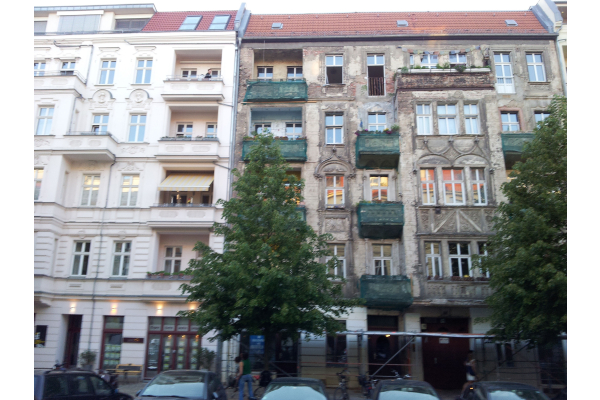 Sozial, asozial, ganz egal – das ist Wohnungsbaupolitik