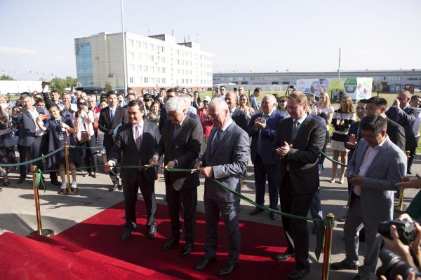 Eröffnung neuer Wilo-Tochtergesellschaft in Kasachstan