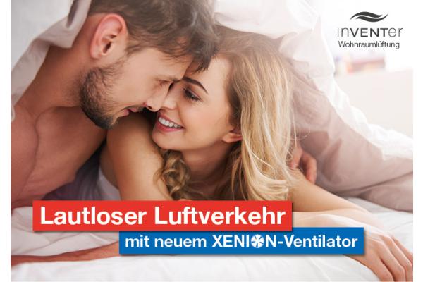 "Kompaktlüfter ""iV-Smart+"" mit neuem ""Xenion""-Ventilator"