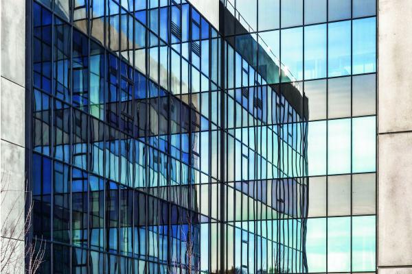 Virtuelles Gebäudemodell für hochkomplexen Forschungsbau