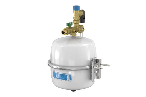 Trinkwassersysteme mit Flamco optimal absichern