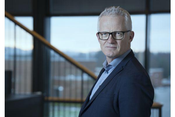 Mads Nipper, Konzernpräsident von Grundfos, betont den positiven Einfluss des Unternehmens auf die globale Energieeffizienz