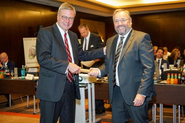 VDMA Armaturen Mitgliederversammlung 2018