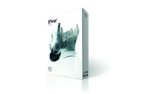 Softwarebox der liNear Softwareversion 19.