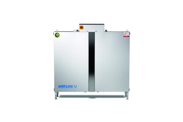 Airflow: Neues zentrales Lüftungsgerät