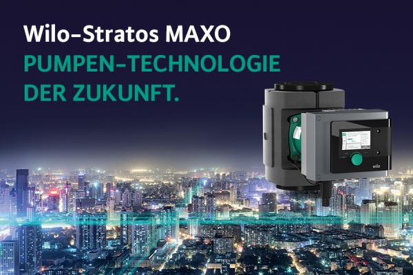 """Diese 3 Dinge sollten Sie über die """"Wilo-Stratos MAXO"""" wissen"""