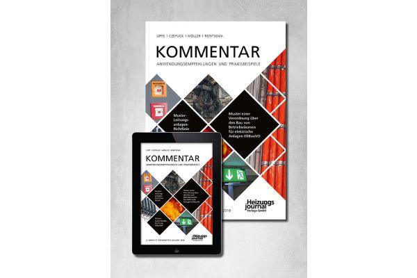 Cover des Kommentar zur MLAR.