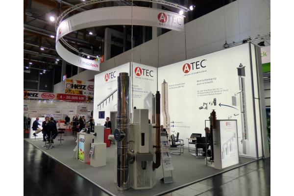 ATEC: Ganzheitliche Lösungen in der Kunststoffabgastechnik