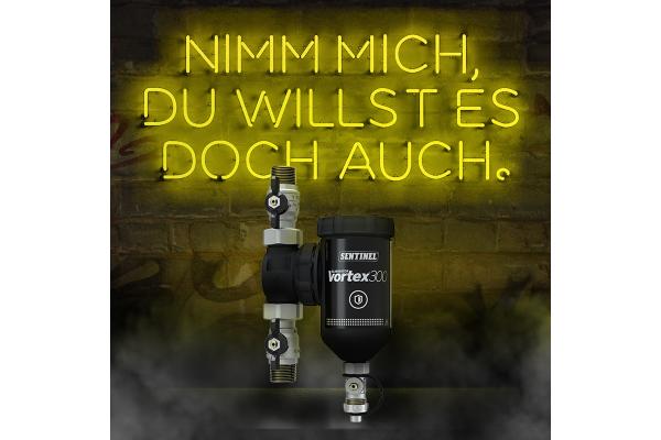 """""""Eliminator Vortex"""" von Sentinel: Auf ihn ist Verlass!"""