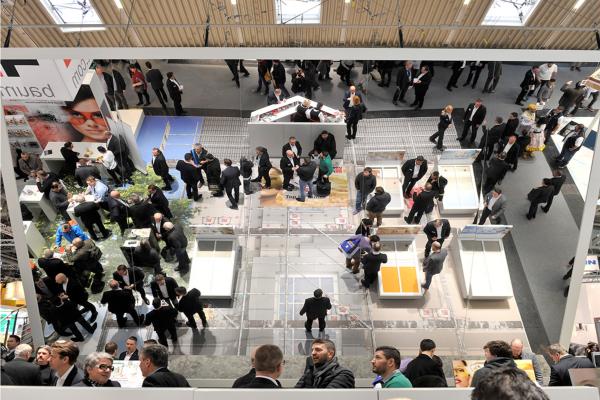 Neue Fachmesse für digitale Lösungen in der Baubranche