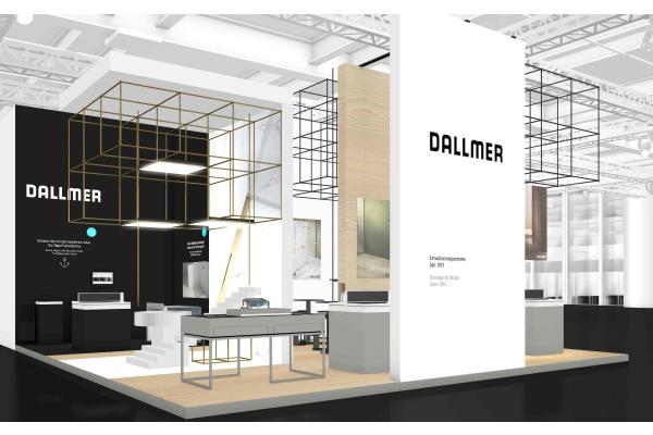 Dallmer präsentiert zwei neue Duschrinnen