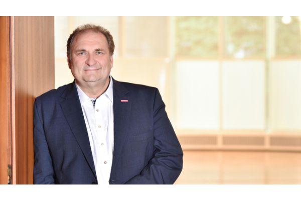 Das Bild zeigt ZDH-Präsident Wollseifer.