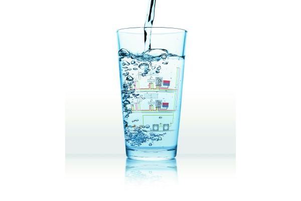 Oventrop-Hygiene für das wichtigste Lebensmittel: Trinkwasser