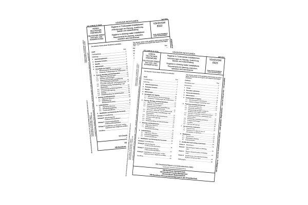 VDI-Richtlinien