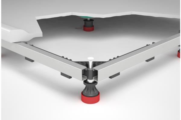 Optimierungen zur Montageerleichterung von MEPA