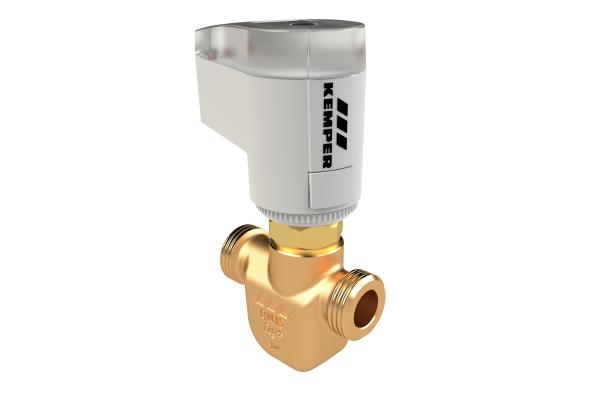 Kemper-System gegen wärmebelastetes Kaltwasser