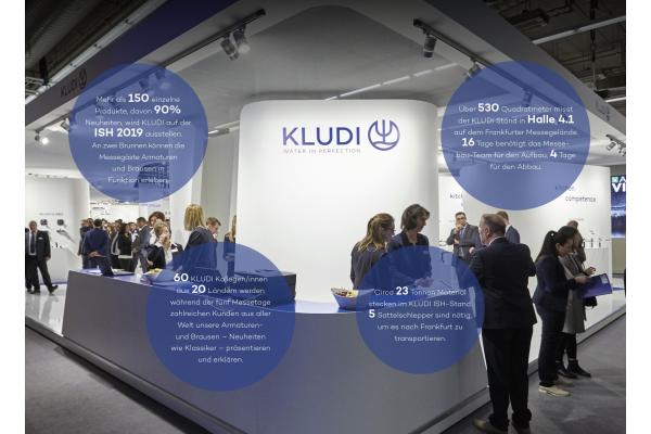 """Kludi-Qualität """"Made in Germany"""" live erleben"""