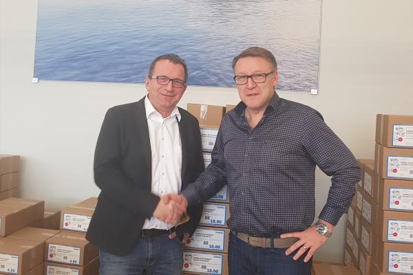 Neuer Handelsvertreter in Nord-Bayern